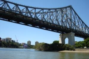 one of Brisbane's many bridges